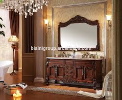 Retro Bathroom Furniture by Luxury Traditional American Style Carved Wooden Bathroom Furniture