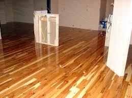 random width rustic hickory floor we re working on flooring