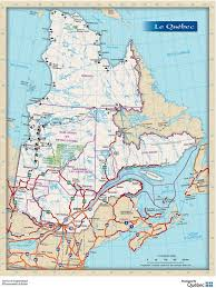 Canada Highway Map by Quebec Highway Map Maplets