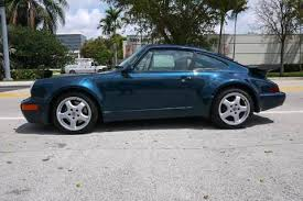 used porsche 911 california 1991 porsche 911 for sale carsforsale com