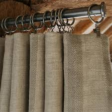 Hanging Curtains With Rings Home Dzine Home Decor Tips On Hanging Curtains