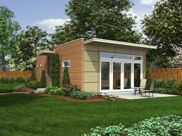mother in law suite backyard backyard box a prefab building that can be used as a studio