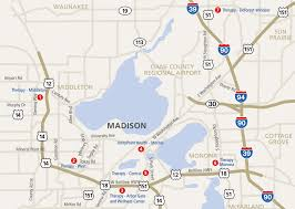 Map Of Madison Wisconsin by Unitypoint Health Meriter Therapy Maps U0026 Directions