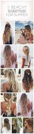 easy summer hairstyles easy summer hairstyles summer and