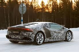 lamborghini huracan test lamborghini huracan testing continues in the