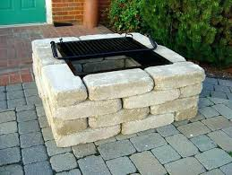 How To Build A Gas Firepit Build Gas Pit Your Backyard Pysp Org