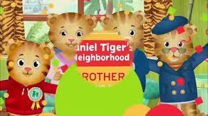 dvd clip daniel tiger u0027s neighborhood big brother daniel