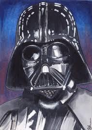 star wars darth vader sketch card by shane mccormack 2012 in jake