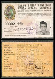 buat e ktp jakarta indonesian identity card wikiwand