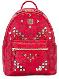 designer rucksack damen mcm outlet kaufen mcm kleiner stark rucksack damen taschen mcm