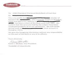 opening your china wfoe bank reference letter u2014 yu link space