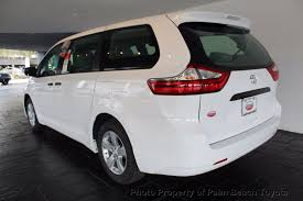 2017 used toyota sienna l fwd 7 passenger at palm beach toyota