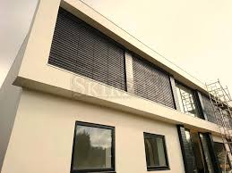 Blinds For Slanted Windows Outdoor Wooden Blinds Skirpus Wooden Blinds And Shutters Factory