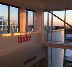 Tinder For Real Estate Sunset At Hq Tinder Office Photo Glassdoor