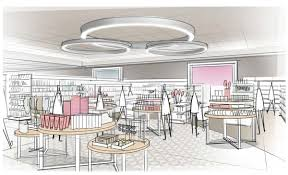 Department Store Floor Plan Target Reveals Design Elements Of Next Generation Of Stores