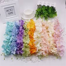 Decorative Flowers For Home by Online Buy Wholesale Artificial Flowers String From China