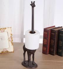 Decorative Toilet Paper Storage Animal Toilet Paper Holder Fishing Toilet Paper Holder For