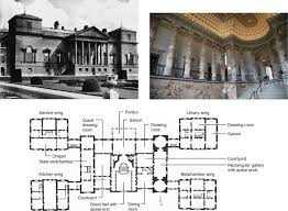 Petit Trianon Floor Plan by June 2012 Andrewsdesignhistoryblog
