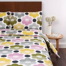 orla kiely sunset flower bedding times 35 00