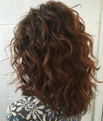 medium haircuts for curly thick hair 50 most magnetizing hairstyles for thick wavy hair wavy hair
