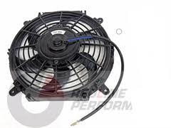 electric radiator fans electric fans redline performance