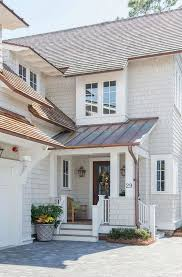 exterior colors shingles stained in an acrylic paint color