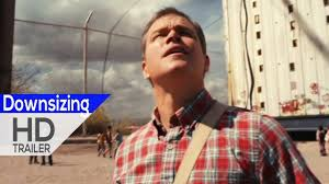 Downsizing Film by Downsizing Official Trailer 1 2017 Matt Damon Movie Youtube