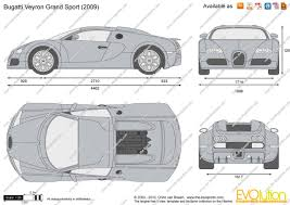 bugatti car drawing the blueprints com vector drawing bugatti veyron grand sport