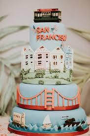Wedding Cake Joke San Francisco Rock N Roll Bride