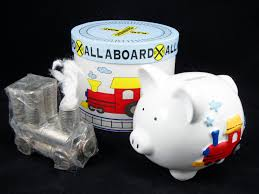 customized piggy bank diy boy s personalized piggy bank money gift ornamentshop
