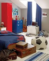 boys bedroom decorating ideas pictures bright boys bedroom decoration with football theme home interior