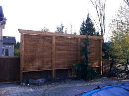 outdoor privacy screens u2013 creativealternatives co