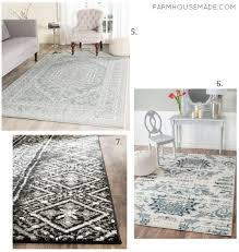 Tag Rugs What To Do When You Can U0027t Afford Joanna U0027s Rugs F A R M H O U S E