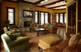Stunning Family Room Design Ideas Photos Home Design Ideas - Traditional family room design ideas