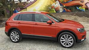 review 2018 vw tiguan is bigger tougher and more capable the