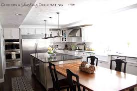 kitchen island dining table kitchen island and dining table breathingdeeply