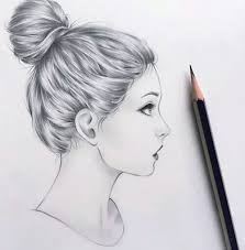 drawing girl image 2607668 by marky on favim com