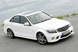 mercedes c63 amg 2007 topping out a mercedes cls55 amg and c63 amg on the autobahn
