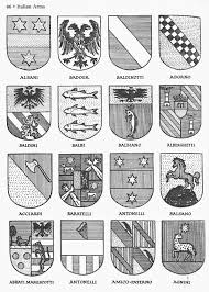 Family Crest Flags Italian Family History Crests Italian Coats Of Arms Famiglia