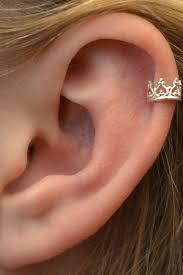 cartilage earrings best 25 cartilage piercings ideas on ear peircings