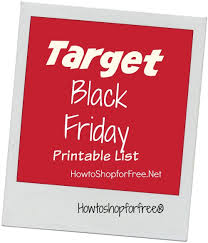 how to black friday shop at target target black friday 2014 printable match up list how to shop for