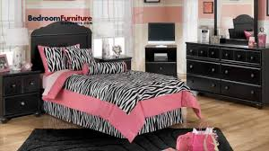 Ashley Zayley Bedroom Set Ashley Jaidyn Youth Bedroom Youtube