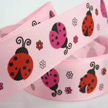 ladybug ribbon popular pink ladybug ribbon buy cheap pink ladybug ribbon lots