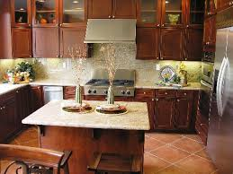 Kitchen Pictures With Dark Cabinets Kitchen Backsplash Ideas For Dark Cabinets U2014 Optimizing Home Decor
