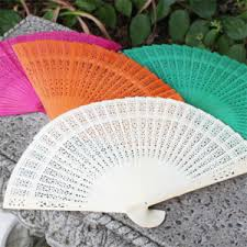 fan favors color sandalwood fan asian wedding favors my asian wedding favors