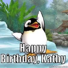 Penguin Birthday Meme - susannemunday s funny quickmeme meme collection