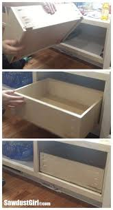 How To Make A Floating Nightstand How To Build A Drawer For Blum Drawer Glides Sawdust