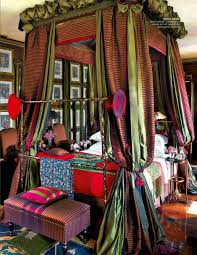 classy bohemian style with unique canopy idea bohemian style