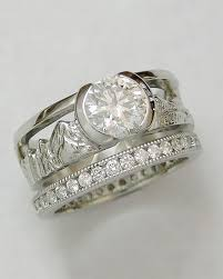 colorado wedding band mountain wedding rings in boulder range rings cronin jewelry