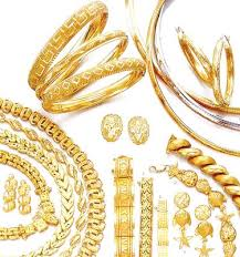 gold jewellery wedding gold ornaments